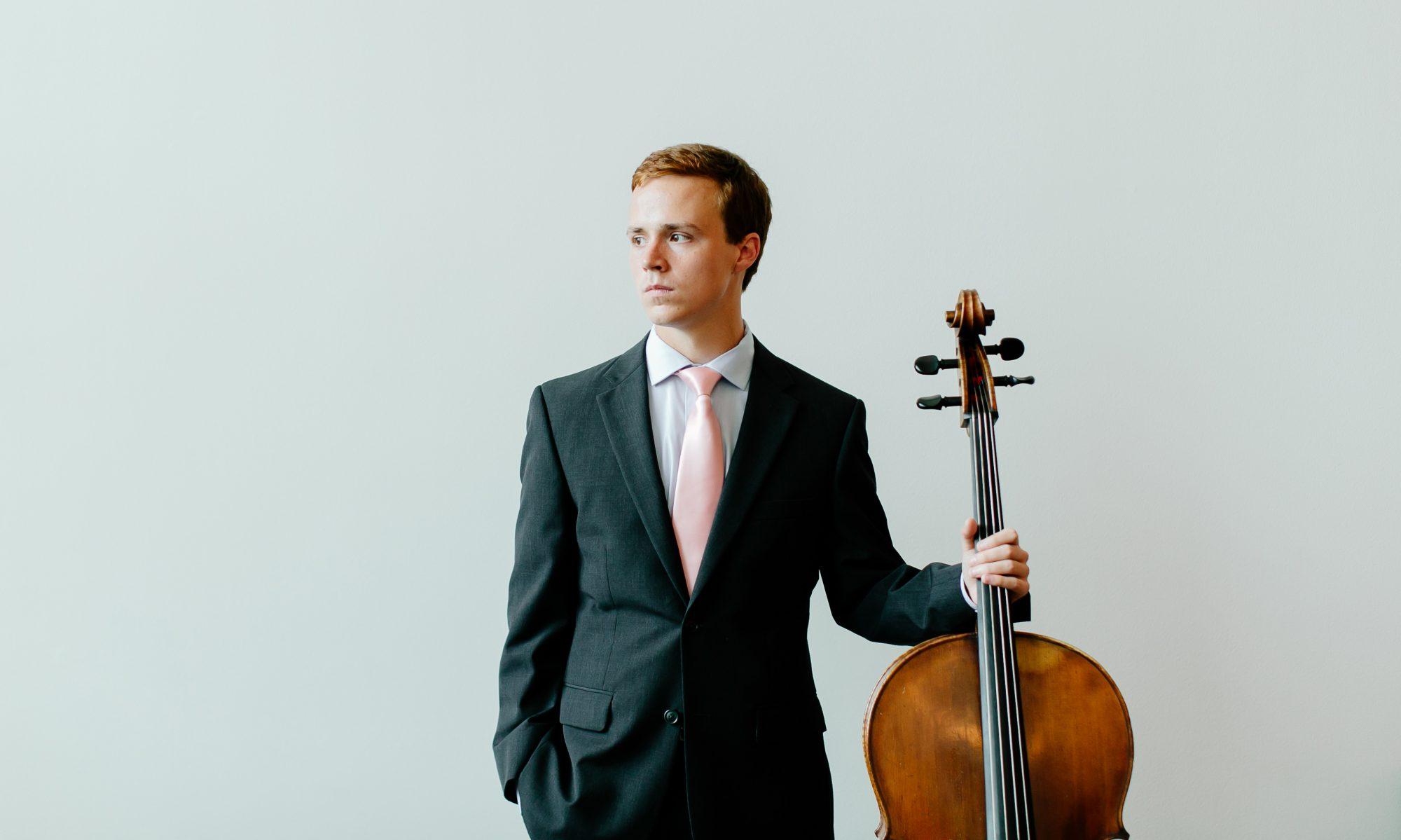 Henry Stubbs - Cellist